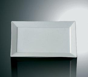 Andra sortering: Rektangulär - Traditionell - Assiett 4-Pack