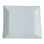 Fyrkantig - Tallrik - Detaljer kant