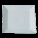 Andra sortering: Fyrkantig - Tallrik - Detaljer kant 2-pack