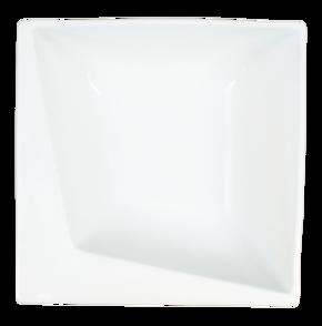 Big Skål kvadrat med kanter