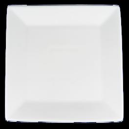 Fyrkantig - Assiett