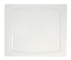 Rektangulär Tallrik - Mjukformad