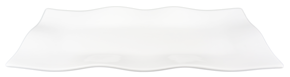 Rektangulär Tallrik - Vågor