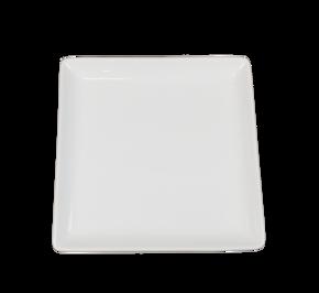 Fyrkantig - Elegant - Assiett