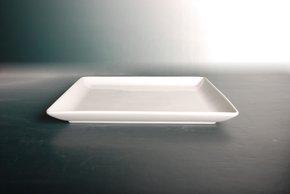 Fyrkantig - Elegant - Tallrik