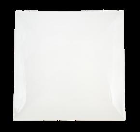 Fyndvara: Fyrkantig - Tjock - Assiett 6-Pack