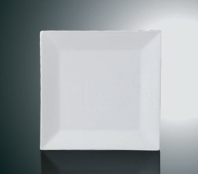 Andra sortering: Fyrkantig - Traditionell - Tallrik 4-Pack