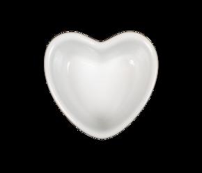 Skål Hjärtformad