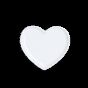 Tallrik  Hjärtformad